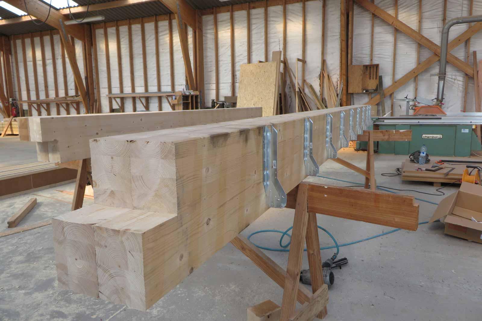 Extension Bois Finistere : Extension bois Finist?re Land?da – Maisons bois Acacia