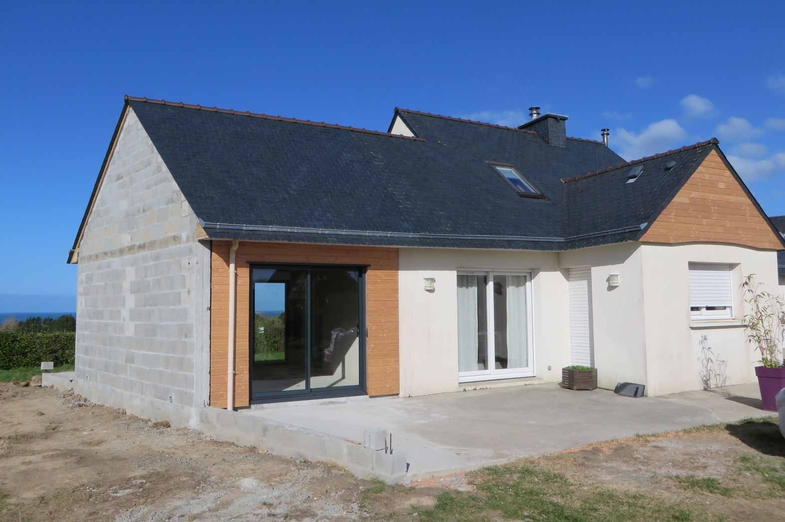 Extension Bois Finistere Images