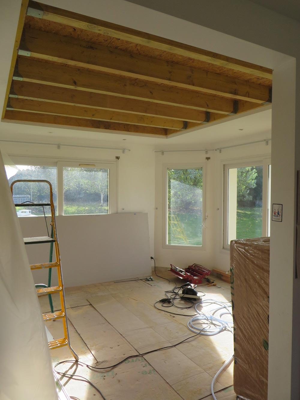 Agencement maison land da maisons bois acacia for Agencement maison