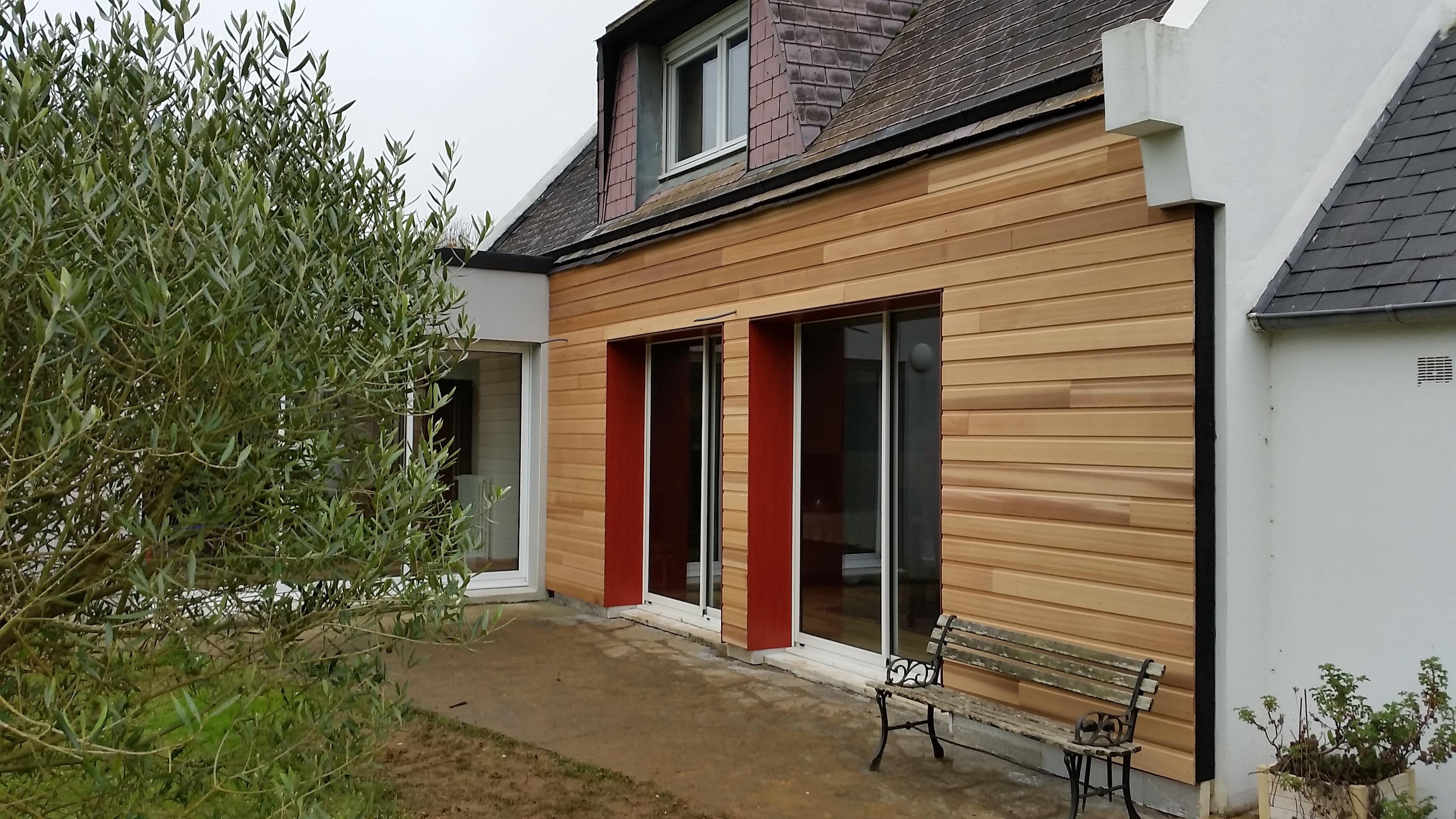 Nos clients le disent maisons bois acacia for Bois acacia exterieur