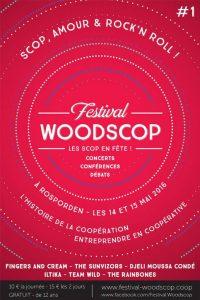 Affiche Woodscop