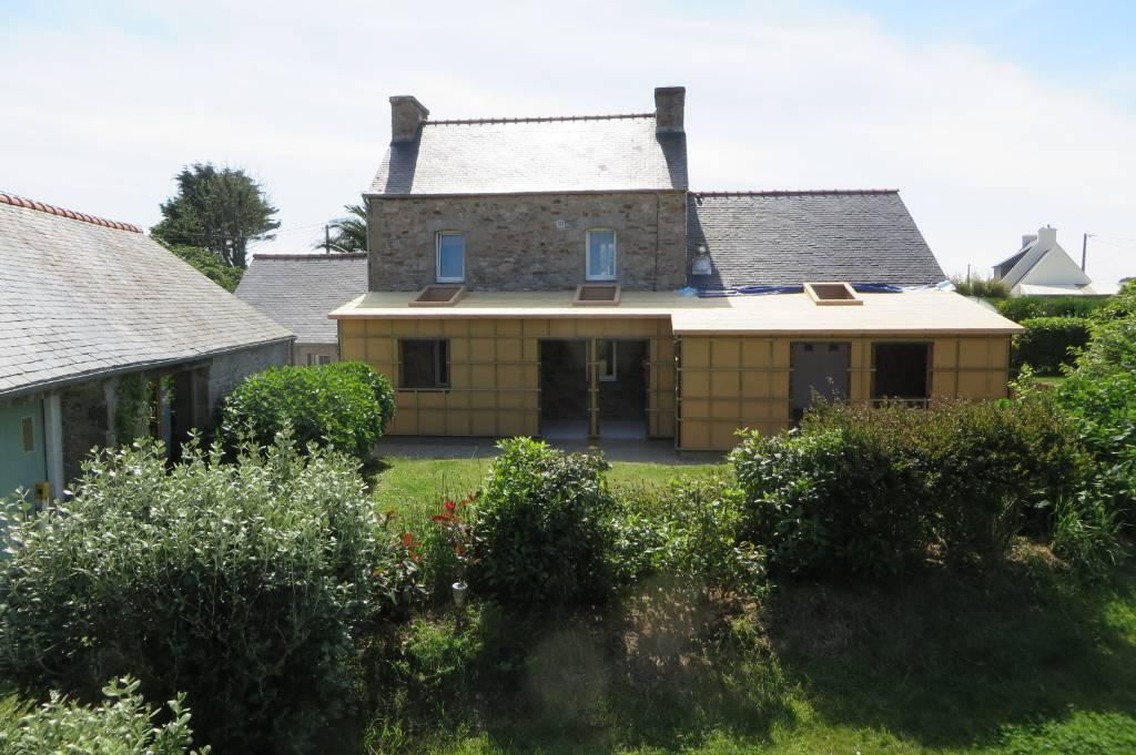 Extension Bois Finistere : Extension bois ? Plouguerneau – Maisons bois Acacia
