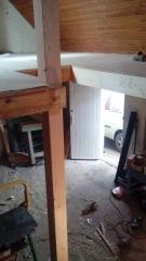 Création cage escalier