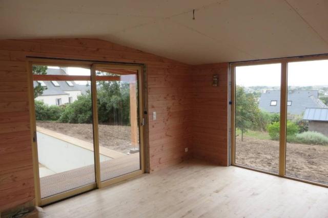 Module jardin ossature bois - L'acacia