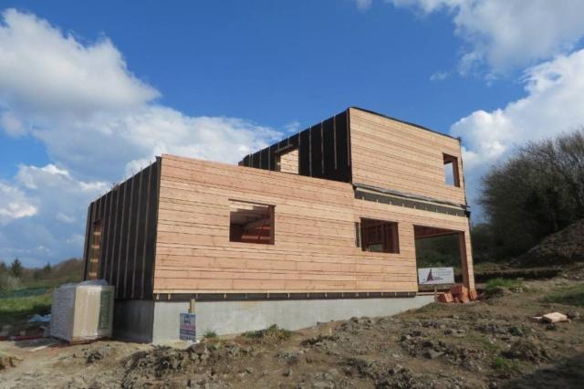 maison ossature bois l'Acacia