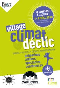 Village Climat Déclic 2018 - BREST