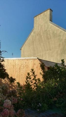 Extension bois Brest - SCOP Acacia