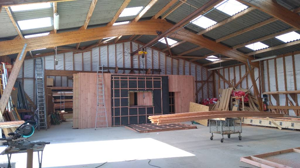 atelier de construction bois scop l'acacia