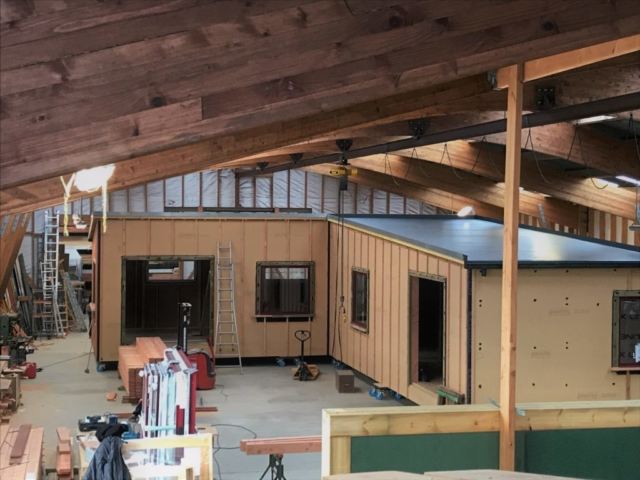 maison modulaire ossature bois