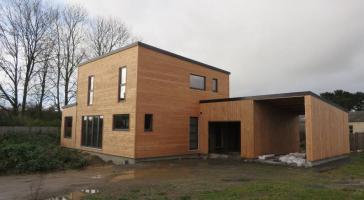 Maison écologique – Le Folgoët