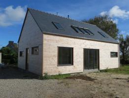Maison bioclimatique – Ploudalmezeau