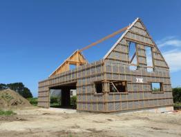 Maison ossature bois – Landeda