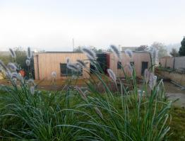 Maison bois à Landéda
