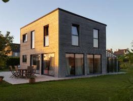 Maison bois Lampaul-Plouarzel