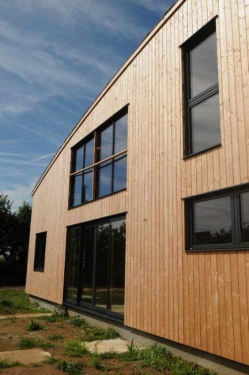 maison bois finistère acacia