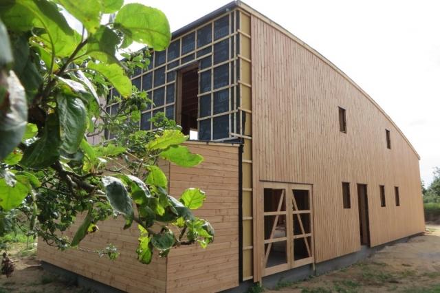 Maison ossature bois Finistère