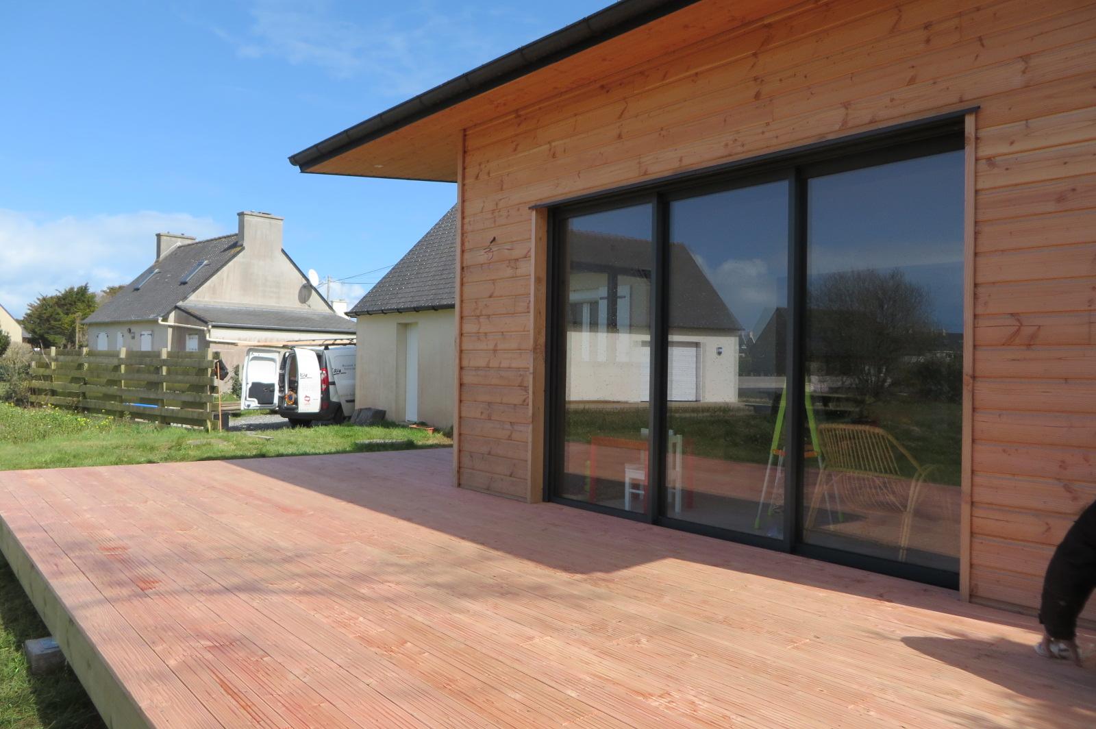 Constructeur maison bois finistere nord ventana blog for Constructeur maison en bois brest