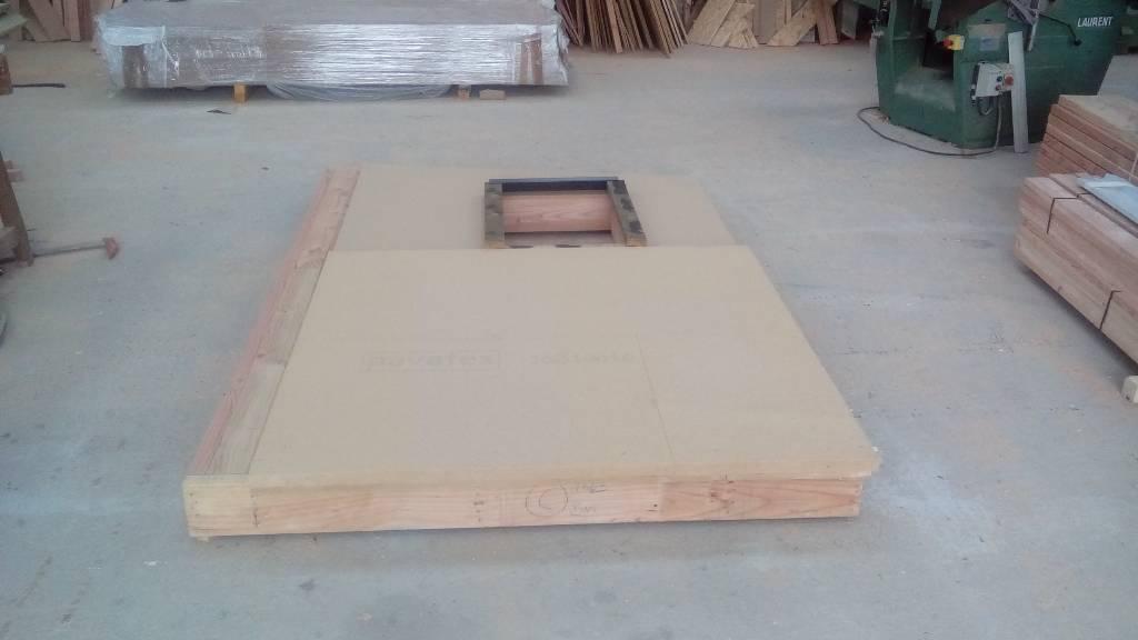 Fibre bois isolation extérieure