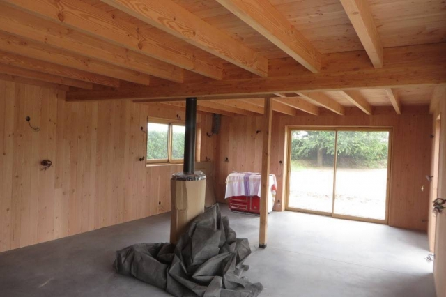 Menuiserie intérieure bois