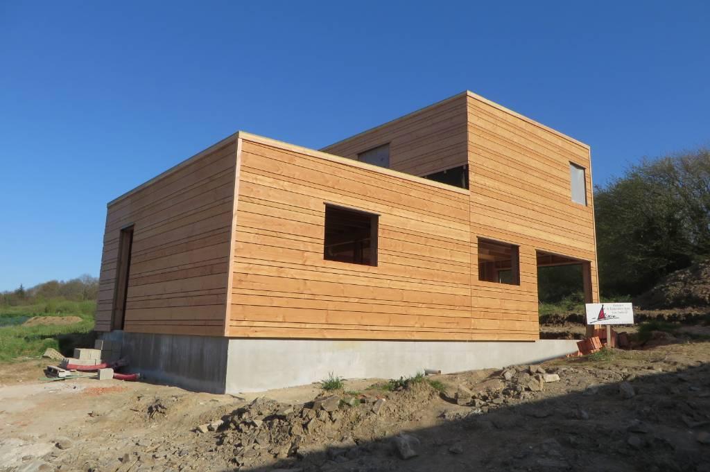 Maison bois l'Acacia